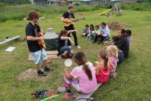 Camps d'été de Kitcisakik 2017