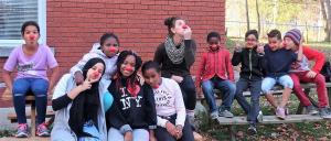 Troupe d'arts de rue - École de Sherbrooke