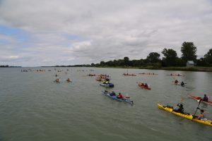 Première édition du Défi kayak Desgagnés