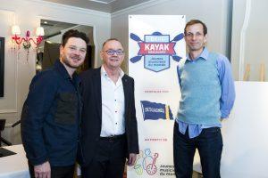 Lancement de la 4e édition du Défi kayak Desgagnés