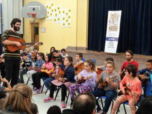 Spectacle des élèves de Jeunes musiciens du monde - Québec