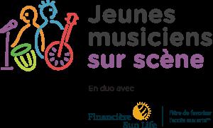 Logo de Jeunes musiciens sur scène