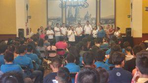 Formation des élèves et des professeurs en chant