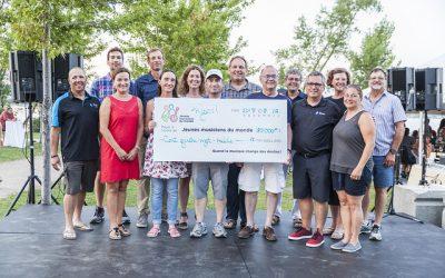 Communiqué: Le Défi kayak Desgagnés 2018 couronné de succès – 180000 $ amassés pour les jeunes provenant de milieux à risque