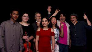 Band de Jeune musiciens du monde - Québec